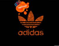 Optimus Tag with Adidas