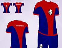 Camisa da turma de Ed. Física UFMG