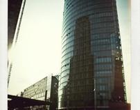 Berlin Polaroid Memories