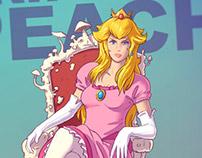 Badass Cartoons : Nintendo heroes