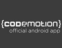 {codemotion} in Rome // official app 2013