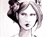 Sketch Book 2012 - book 01