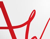 Anne Waldron Brand Identity Design