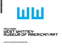 West Whitney Museum (Research)