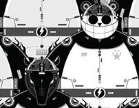 Tapir v Panda