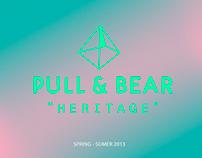 """Pull&Bear """"HERITAGE"""" Spring/Summer 2013"""