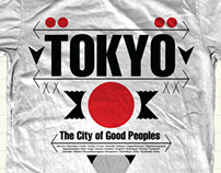 The Good Cities  ///  The Good T-Shirts