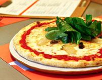 Tomatomatic Pizza