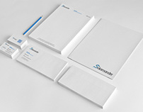 Salamandre Ramonage Corporate Identity