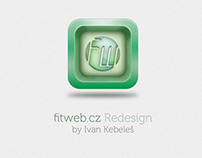 UI Fitweb.cz Redesign