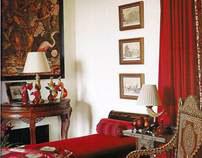 Watercolor in Mary McDonald Interiors, Rizzoli 2010