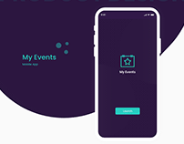 My Events Mobile App