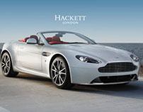 Hackett & Aston Martin 2013