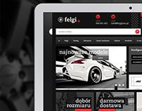 FelgiPlus - premium wheels online store