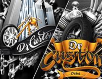 Dr Custom Motorcycle - Dubai