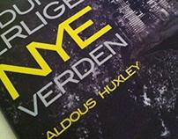 """""""Brave new world"""" - Bookcover design"""