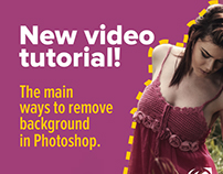 All about clipping / How to remove background