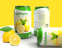 Packaging Design for Nutrivin