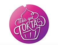 Logo Más que tortas