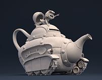 Teapot Tank