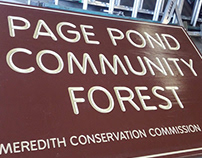 Page Pond Community Forest