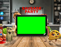Sausage Party End Card