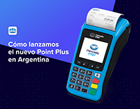 Lanzamiento Point Plus en Argentina