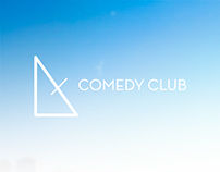 Lx Comedy Club Logo