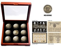 Presidents and the NRA Coin Collection