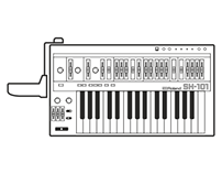 Synth illustrations