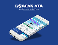 Korean Air iPhone App