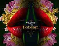 Perrier presents Welcome to Hedonism