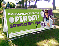 Basingstoke Golf Centre - Open Day