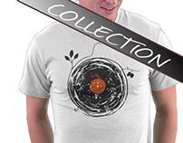 VIDEO: 15 Vinyl Records Retro T-Shirts