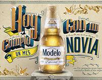 Dedicación Especial - Cerveza Modelo