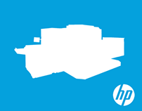 UI for HP Digital Printer