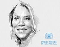 PHILIP MORRIS / Portraits