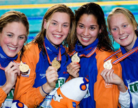 European Championships Swimming Eindhoven 2008