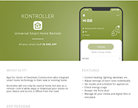 Case Study: Smart Home App