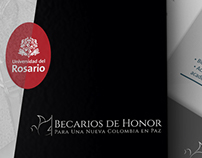 Becarios de Honor / Universidad del Rosario