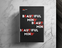 TEDx Tanta 2017 - Beautiful Mind Event Branding