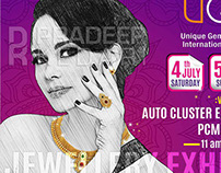 Unique Gems & Jewellery Show-2015, Pune
