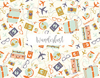 Wanderlust Collection - Surface Design