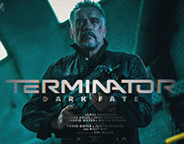 TERMINATOR DARK FATE MOVIE TRAILER