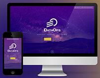 DataOps website design & development