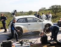 Test VW R em Portugal
