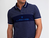 U.S. Polo Assn. Men's Knits