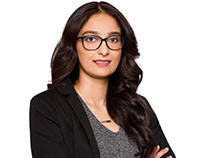 Professional Portrait for Lawyer in Brampton