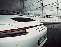 Making Of Porsche Christophorus