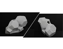 Polyhedron Archimedean Vase